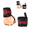 """Heavy Duty Weight Power Lifting 12/"""" Long High Quality Wrist Wraps Straps Support"""