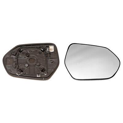 lado derecho Honda Civic 2012 calienta con la placa base /> 2016 Ala Vidrio Espejo