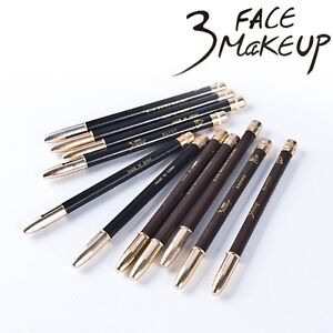 5-PCS-Dual-use-Waterproof-Long-Lasting-Eyeliner-Pen-Eyebrow-Pencial-Makeup-Tool
