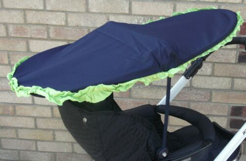 Choose your colour! Bébécar Sun Canopy CLEARANCE SALE ONLY £10 EACH!