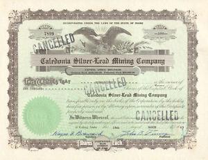 Kellogg-Idaho-Silver-Mining-Company-stock-certificate