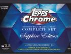 2017 Topps Chrome Sapphire Limited Edition #/250...Choose your card!!!!!