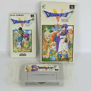 DRAGON-QUEST-V-5-Super-Famicom-Nintendo-ccc-sf