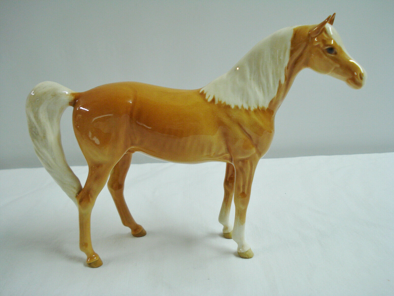 Beswick Arab Xayal Palomino Horse Gloss Model 1265 For Sale Online Ebay
