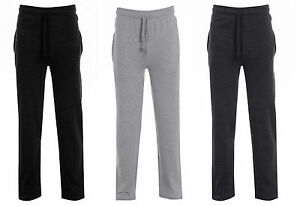 super quality beautiful and charming clearance prices Details about Men's Jogging Bottoms Fleece Joggers jog pants Zip Pockets (  Open Hem ) S-5XL