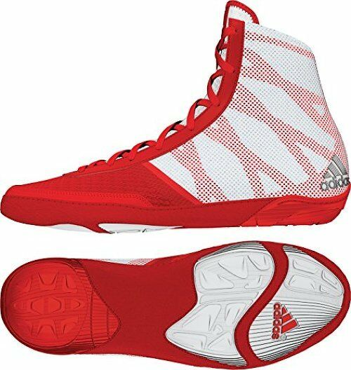 Adidas AQ3293 Pretereo III Wrestling shoes - Red Silver  11- Choose SZ color.