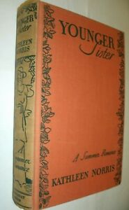 Younger-Sister-Kathleen-Norris-Doubleday-Doran-1932-First-Ed