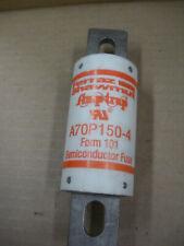 150a Semiconductor Fuse A70p150 4 Ferraz Shawmut Amptrap Form 101