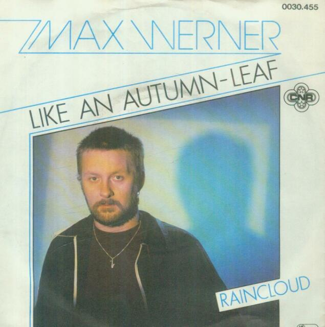 "7"" Max Werner/Like An Autum Leaf (D - Kayak)"