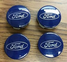 4 OEM Ford Focus Fiesta Fusion C-Max Edge Escape Wheel Center Caps 6M21-1003-AA