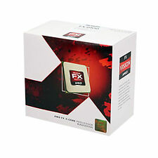 NEW AMD FX PILEDRIVER 3.8GHZ 3.8 FX-4300 QUAD 4 CORE SOCKET AM3+ CPU PROCESSOR