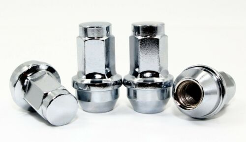 24 14x2 Chrome Factory Style Lug Nuts 4L3Z-1012-A 7L1Z1012A Ford F150 Expedition