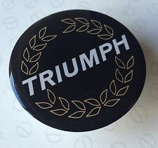46MM TAPPO RUOTA RUOTE TRIUMPH resina 3D a cupola BADGE slot Mags Acclaim L HL HLS