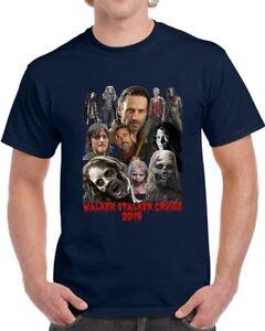 c504c5cc4f4 Walker Stalker Cruise 2019 T-Shirt The Walking Dead Amc TV Show ...
