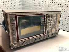 Fsem30 Rohde Amp Schwarz Spectrum Analyzer 20hz 265ghz Fse B15 Ser 846378025