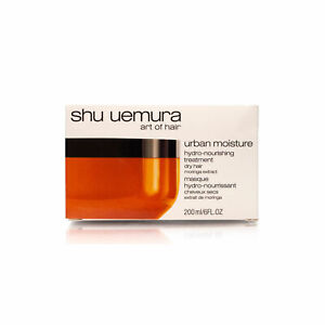 Shu Uemura Urban Moisture Hydro Nourishing Treatment 6oz/200ml NEW IN BOX
