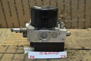 05-06-Chrysler-Pacifica-ABS-Pump-Control-OEM-Module-P04721106AD-276-8D6