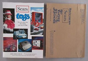 image is loading sears toys catalog 1969 pre christmas toy nice