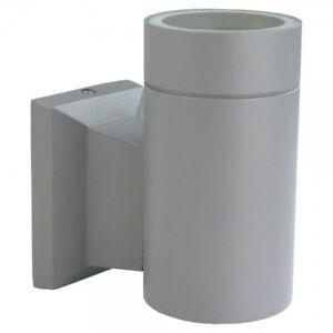 Fassadenleuchte-GU10-IP54-grau-Wand-Lampe-UP-Beleuchtung-BALEO-MINI-GTV-6879