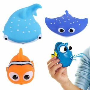 Finding-Dory-Nemo-Squirt-Bath-Squirters-Toys-Figures-for-Kids-Baby-Shower-Swim