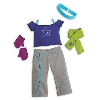Mia 2008 American Girl Doll Practice Outfit Sport Pants ONLY Retired