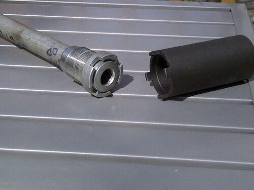 34mm 4-PIN SPECIAL SOCKET TOOL @ MERCEDES 280S 280SE 280SEL 350SE 350SEL 450SE