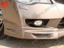 Front Lip Skirt Mugen Style Body Kit for Honda Civic 4D sedan 8th gen 2009-2012