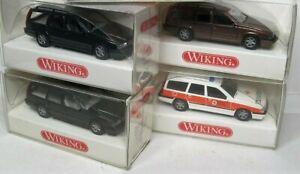 Wiking-1-87-VOLVO-850-STATION-WAGON-OVP-per-selezionare-264-071-03-pronto-soccorso-RACING