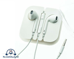 Genuine-Apple-Earbuds-Mic-Remote-EarPods-Earphones-iPad-iPod-iPhone-5-6-7-S-Plus