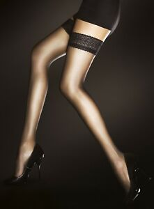 FIORE-EDITH-halterlose-Bas-Noir-natural-Blanc-8den-S-L-Bas-Stockings