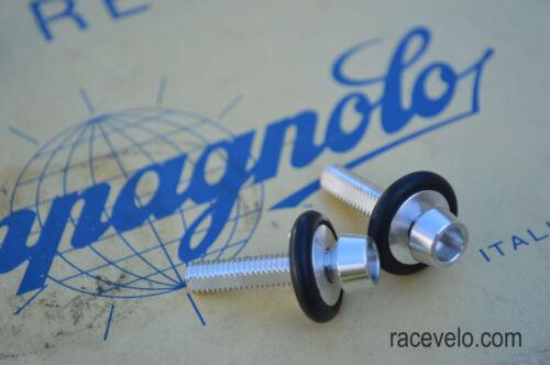 Vintage brake adjuster barrel fit Campagnolo Nuovo Super Record Cobalto 50th ONE