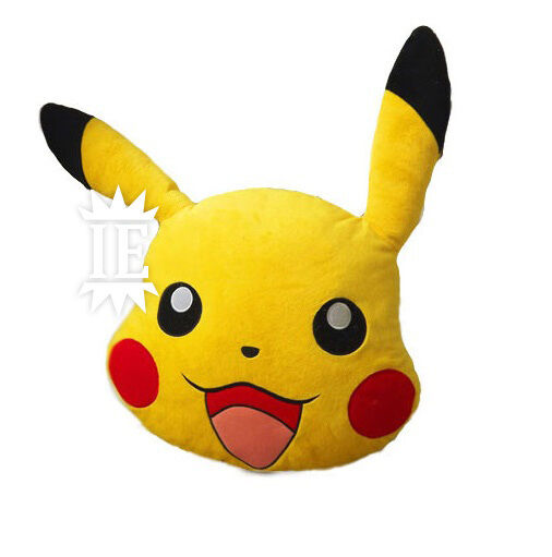 POKEMON PIKACHU CUSCINO PELUCHE 40 CM pokeball plush pillow oreiller cushion x y