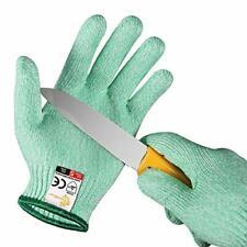 Evridwear Kid Sized Cut Resistant Work Gloves For Kitchen Use Crafts Diy Gard