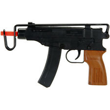 UKARMS M309B SCORPION SMG SPRING AIRSOFT PISTOL w/ EXTENDED STOCK Gun BB 180 FPS