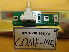 Varian E15001720 Exhaust Leakage Interface PCB Board E14001720 Used Working