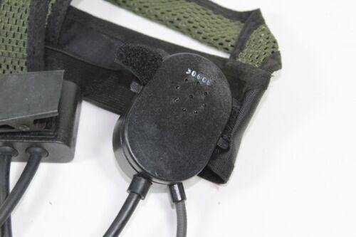 NEW Harris RF-3020-HS003 Headset For AN//PRC-152 /& 152A Headphones PTT 5 PIN