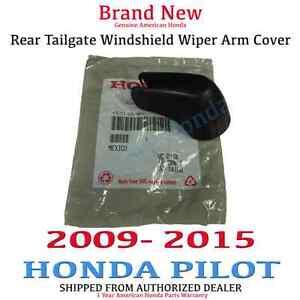 Genuine OEM Honda Pilot Rear Windshield Wiper Arm Cover ...