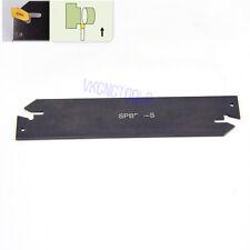 SPB326-S External Parting-off Blade 26MM Height for Korloy SP300 Carbide Insert