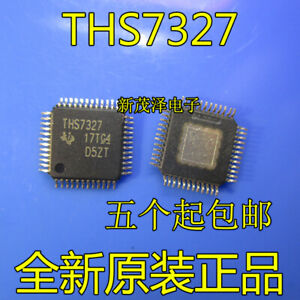1 x 100/% New THS7327 THS7327PHP THS7327PHPR QFP-48 Chipset