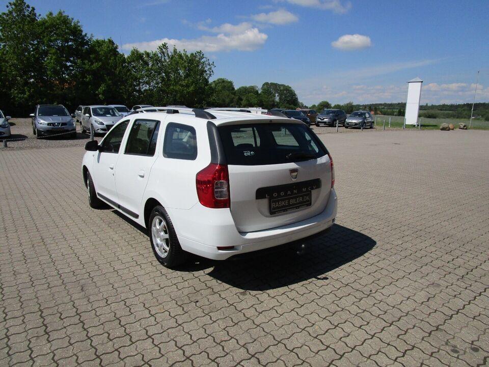 Dacia Logan 0,9 TCe 90 Laureate MCV Benzin modelår 2014 km