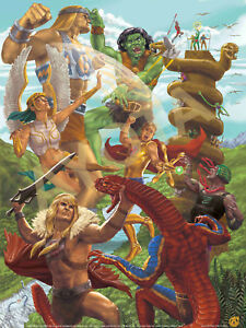 Masters-of-the-Universe-Ancients-Poster-w-King-Grayskull-King-Hiss-LIMITED-qty