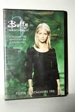 BUFFY L'AMMAZZA VAMPIRI STAGIONE 3 EP 1-22 USATA BUONO STATO VER ITA GD1 45837