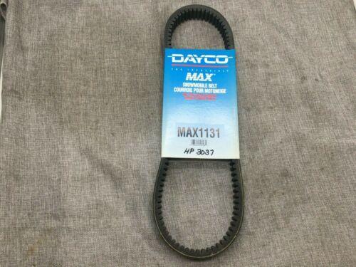 Dayco MAX1131 Drive Belt Arctic Cat Bearcat Panther T660 Touring 1995-2008 New
