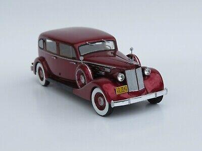 ICM 1//35 Packard Twelve American Passenger Car # 35536 Series 1408