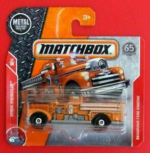 MATCHBOX-2017-SEAGRAVE-FIRE-ENGINE-72-125-NEU-amp-OVP