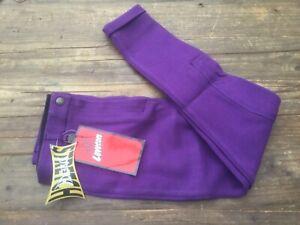 NEW Legacy Jean//Denim Style Girls Jodhpurs Black Gold Stitching 20-30 waist