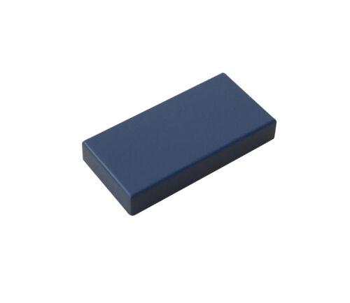 Carrelage 1x2 Dalles Carreau Neuf Dark Bluish Gray Lego 50 Gris Foncé 3069b