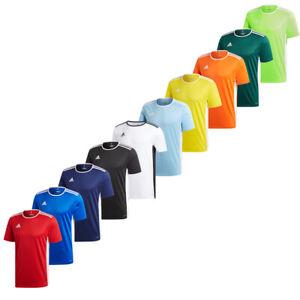 adidas-Entrada-18-Aeroready-atmungsaktives-Trainingsshirt-Trikot
