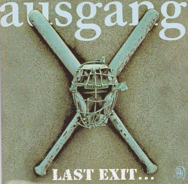 Ausgang  – Last Exit... - The Best Of Ausgang / Anagram Records CD RAR!
