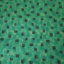 Quilter Ladies Quilting Sewing Shop Hop Beige Cotton Fabric Print BTY D507.13